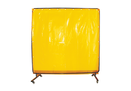 Gold(Yellow) Welding Screen/Curtain
