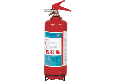 2kg 40-55%ABC Fire Extinguisher