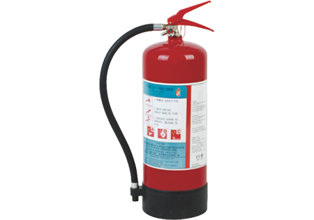 6kg 40-55%ABC Fire Extinguisher